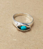Turquoise Eye See You Ring.